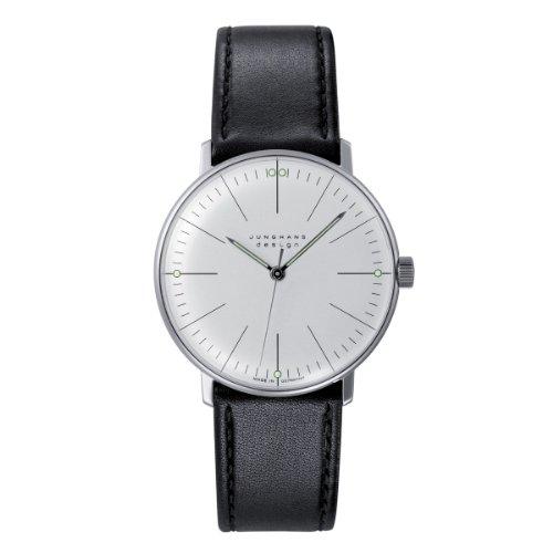 Junghans Herren-Armbanduhr max bill Handaufzug 027/3700.00