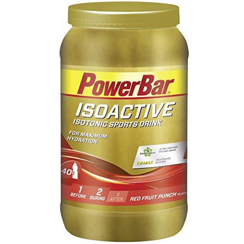 Isotonisches Elektrolyte Pulver mit 5 Mineralstoffen, Dextrose und Maltodextrin – Erfrischender Drink mit Natrium, Chlorid, Kalium, Magnesium und Calcium – 1,32 kg Roter Früchte Punsch