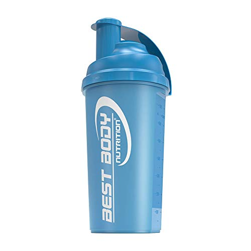 Best Body Nutrition Eiweiß Shaker 700ml, blau
