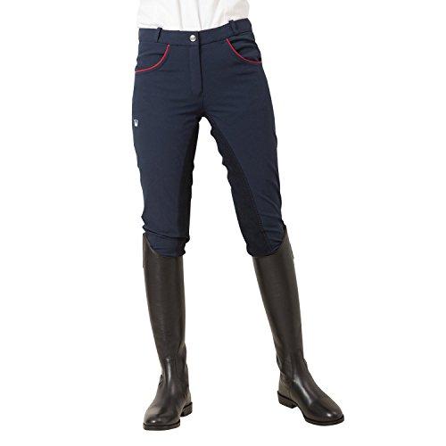 HOM - Heren - Gallant T-Shirt Crew Neck Jeans - Blauw - M