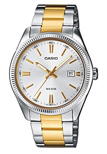 Casio Collection Herren-Armbanduhr MTP 1302PSG 7AVEF