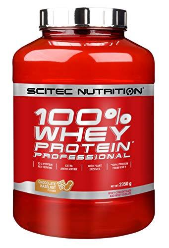 Whey Protein Prof. 2350g choc. hazelnut