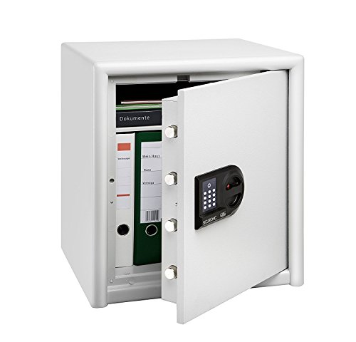 Burg-Wächter Möbeltresor mit elektronischem Zahlenschloss, Sicherheitsstufe S 2, Combi-Line CL 40 E