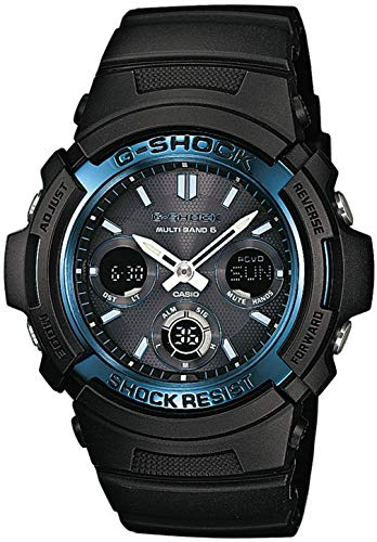 Casio G-Shock Solar- und Funkuhr AWG-M100A-1AER