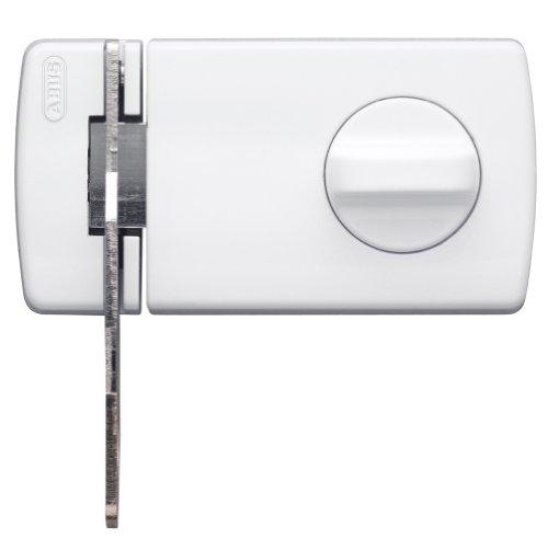ABUS Tür-Zusatzschloss 2130, weiß, 56035