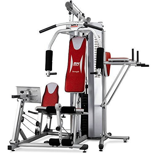 BH Fitness GLOBAL GYM TITANIUM G152X Kraftstation, Fitnesstation, Multistation