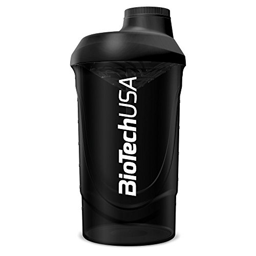 "Biotech USA Shaker Wave Biotech USA""Panther Black\"" (600ml)"