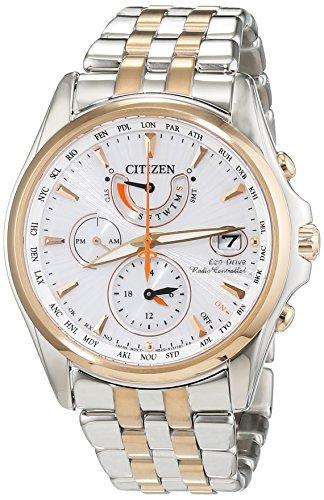 Citizen Damen-Armbanduhr Analog Quarz Edelstahl FC0014-54A