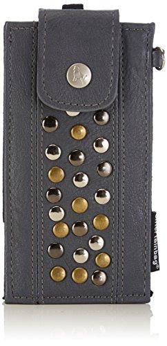 entertainbag® Handy-Tasche Smartphone-Hülle Schutzhülle für Smartphone passend für iPhone 5, 6, 7 und 8 Samsung S6, S7, J3, J5, A6 jetzt 70% unter UVP (H x B x T) 15 x 7 x 2 cm