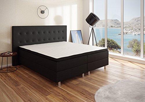 Best for You Boxspringbett Neo First Class Bett in verschiedenen Farben und Größen