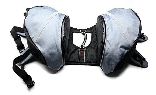 OHF klein Ericsson groß Pet Sattel Tasche Hund Rucksack für Wandern Camping