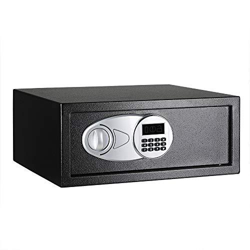 AmazonBasics Tresor, 20 l, schwarz