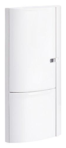 ABUS Öffnungsmelder Smartvest für Funk-Alarmanlage | verwendbar an Türen und Fenster | Testsieger | kabellose Montage | weiß | 38830