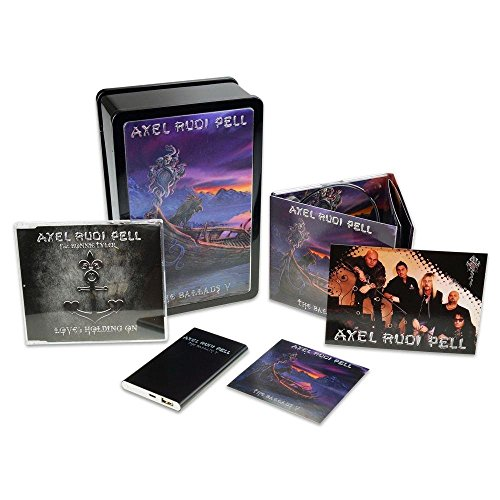 The Ballads V Boxset (CD Digi, CD Single, Powerbank, Sticker, Photokarte)