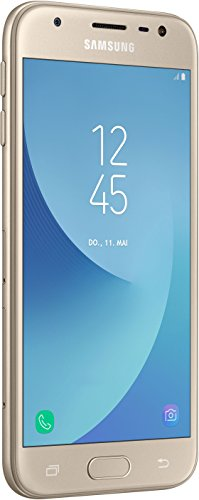 Samsung Galaxy J3 Smartphone (12,67 cm (5 Zoll) Display, 16 GB Speicher)