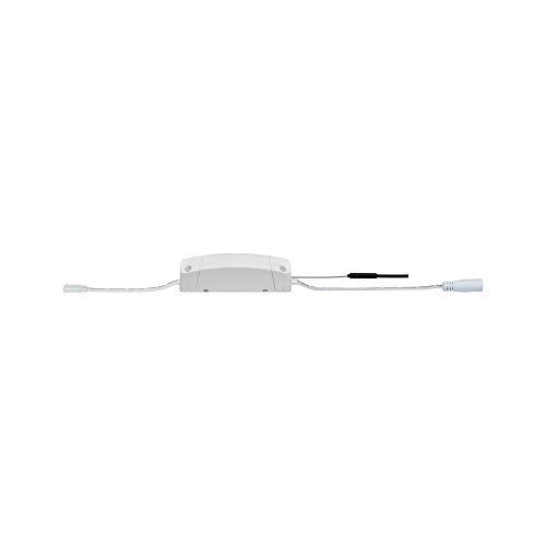 Paulmann 500.46 Smarthome Zigbee Maxled Tunable White Controller max. 144W 24V DC Schaltgerät 50046 - Amazon Echo Plus kompatibel