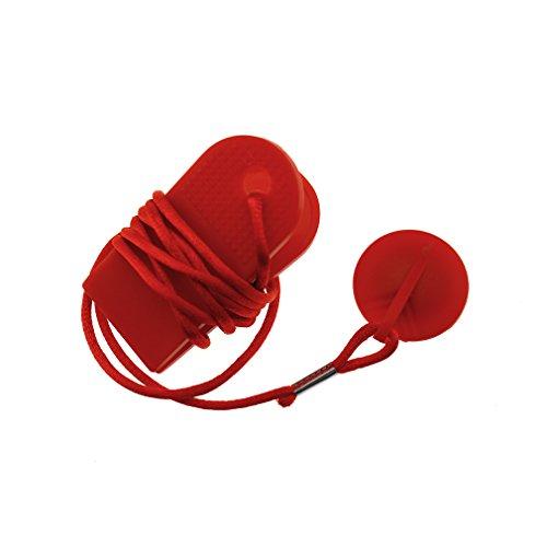 Sicherheitsschloss für Laufbänder, magnetisch