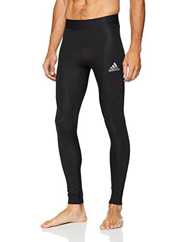adidas Herren Alphaskin Sport Lange Tight, Black, L