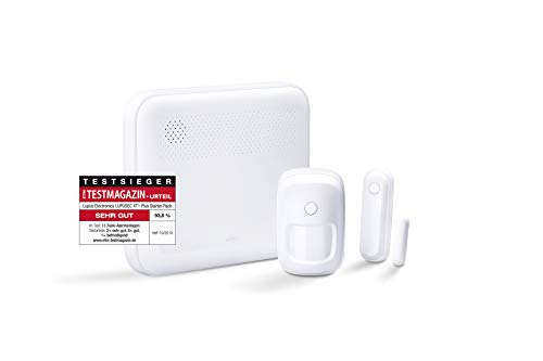 Testsieger 10/2018: Lupus-Electronics 12112 XT1 Plus Starter Pack, SmartHome Alarmanlage, App Zugriff, Größtes Zubehörsortiment
