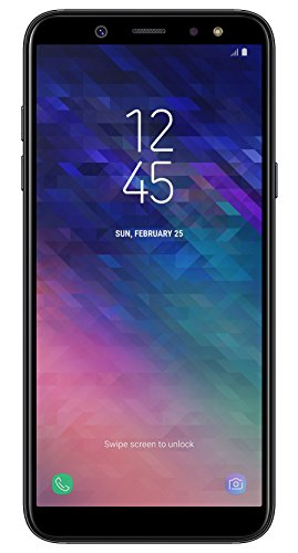 Samsung Galaxy A6 Smartphone (14,25 cm (5,6 Zoll), 32GB Interner Speicher, 3GB RAM) - Deutsche Version