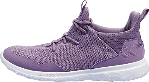hummel Unisex ACTUS Trainer Sneaker, Grape Shake, 42 EU