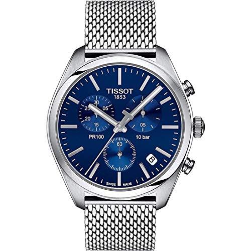 Tissot Herren-Uhren Analog Quarz One Size 87589161