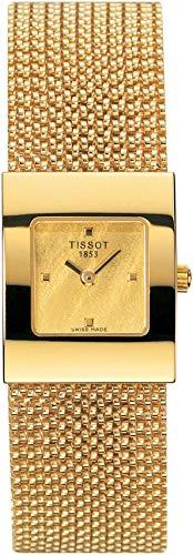 Tissot TISSOT Bellflower Lady 18K Gold T73.3.321.21 Damenarmbanduhr