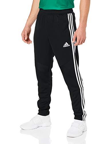 adidas Herren TIRO19 TR PNT Sport Trousers, Black/White, S