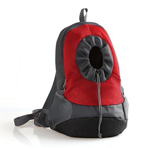 PETCUTE Rucksack für Hunde hunderucksack für kleine Hunde Hunde Transport Tragetasche Haustier Rucksack