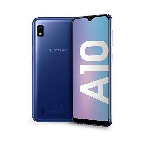 "Samsung A10 Blue 6.2\"" 2gb/32gb + Micro Sd 32gb Dual SIM"