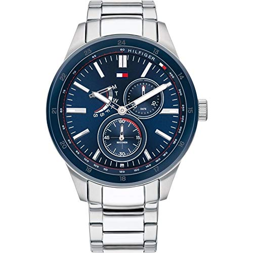 Tommy Hilfiger Herrenuhr Sport Multifunktion 1791640