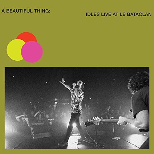 A Beautiful Thing: Idles Live [Vinyl LP]