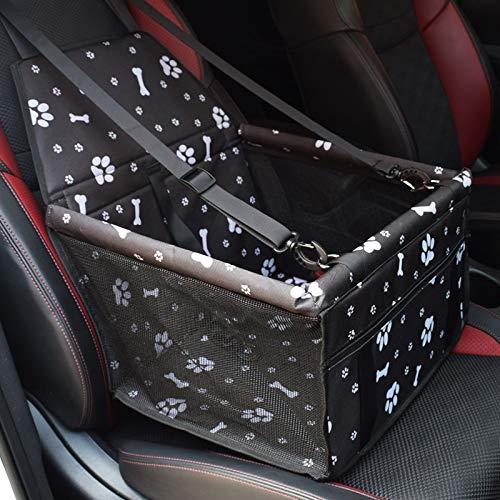 LOOEST Haustier Hund Autogepäckträger Satteltasche Wasserdicht Korb Sicherheit Reisen Mesh-Hängetaschen Hunde Satteltasche Korbträger for Hund Zum Reisen ausgehen (Color : 6, Size
