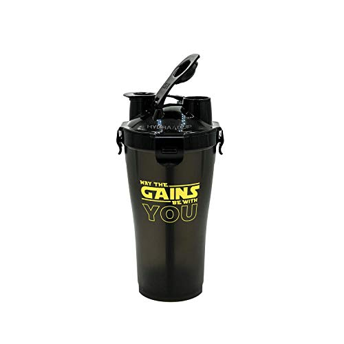 "Sportnahrung.de""May the Gains be with you\"" Edition HydraCup 886ml"