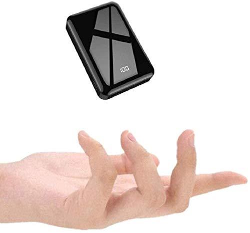 Lasuki Mini Powerbank 13800mAh Kompakter Externer Akku Leichtes Tragbares Ultra-High Capacity External Battery Ladegerät für Handy kompatibel für iPhone/iPad/Huawei/Samsung/Nexus/HTC und mehr