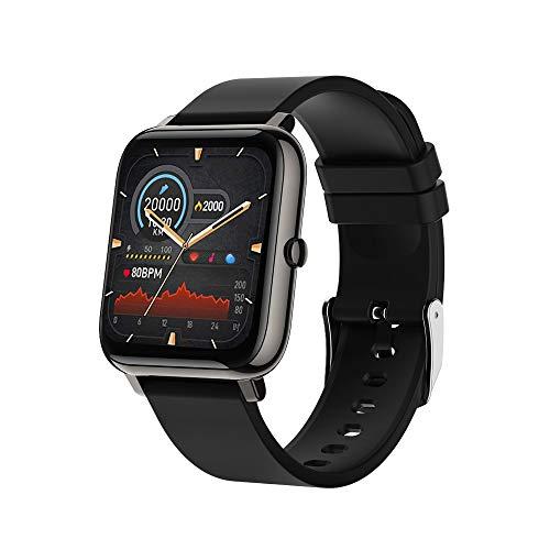 Smartwatch für Damen Herren, eLinkSmart Fitness Armband Fitnessuhr wasserdicht mit Schrittzähler Schlafmonitor Stoppuhr, Sportuhr Smart Watch 1,4 Zoll Touchscreen für Android iOS