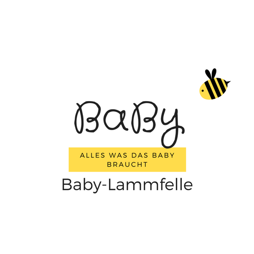 Baby-Lammfelle - Alles was das Baby braucht