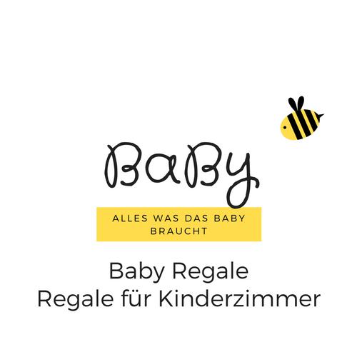 Baby-Regale - Alles was das Baby braucht Baby Regale, Regale für Kinderzimmer