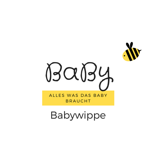 Babywippe - Alles was das Baby braucht