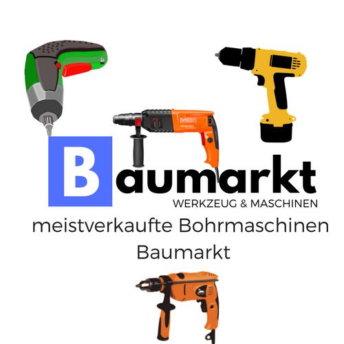 meistverkaufte Bohrmaschinen Baumarkt von Baumarkt Werkzeug & Maschinen