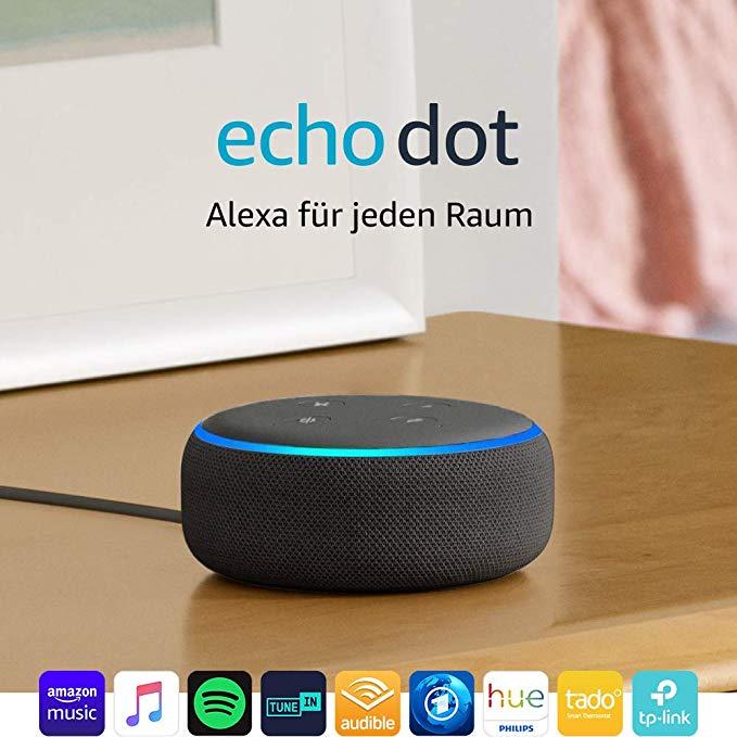 Echodot-Alexa für jeden Raum