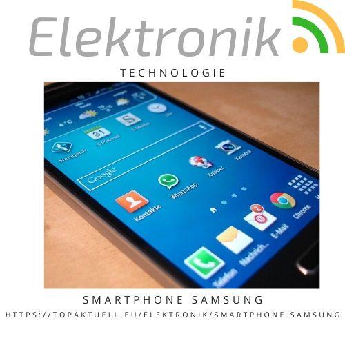 Elektronik _ Smartphone Samsung
