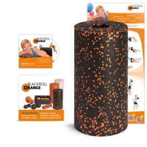 Faszienrolle-Blackroll-Orange-Original