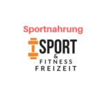 Sportnahrung | Sport-Fitness-Freizeit