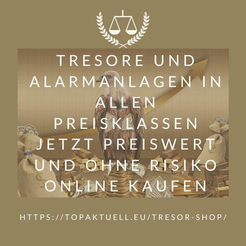 Tresor-Shop | Tresore und Alarmanlagen in allen Preisklassen jetzt preiswert und ohne Risiko online kaufen